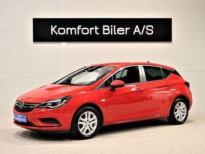 brugt Opel Astra 105 Enjoy 1,0
