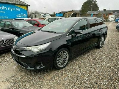 brugt Toyota Avensis 1,8 VVT-i T2 Executive Touring Sports MDS