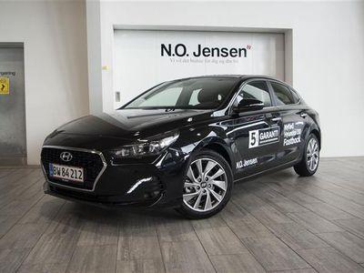 brugt Hyundai i30 Fastback 1,4 T-GDI Trend 140HK 5d 6g