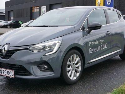 brugt Renault Clio V 1,0 TCe 100 Intens