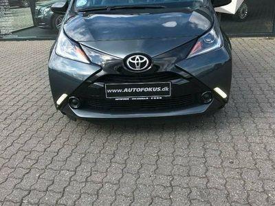 gebraucht Toyota Aygo 1,0 VVT-i x-touch
