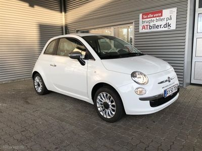 gebraucht Fiat 500 1,2 Collezione 69HK 3d