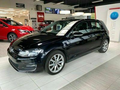 brugt VW Golf VII TSi 140 Highline DSG BMT