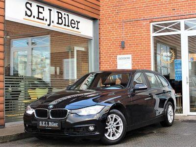 brugt BMW 320 d Touring 2,0 D Steptronic 190HK Stc 8g Aut. A+