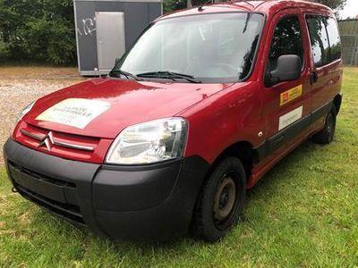 brugt Citroën Berlingo Cityvan