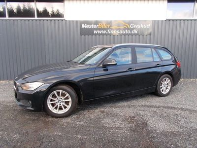 second-hand BMW 320 d Touring 2,0 D 184HK Stc 6g