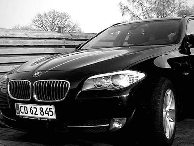 brugt BMW 525 d xdrive xb91