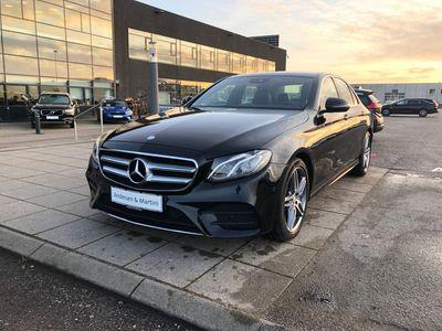 brugt Mercedes E350 0 Bluetec AMG Line 9G-Tronic 258HK