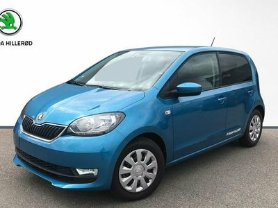 used Skoda Citigo 1,0 MPi 60 Ambition