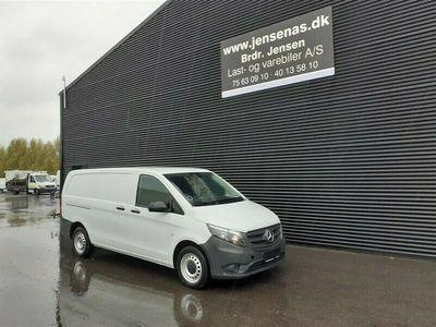brugt Mercedes Vito 114 LANG 2,1 CDI BlueEfficiency Go 136HK Van 2018