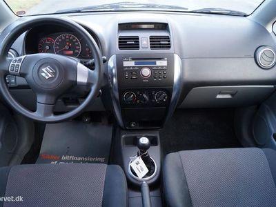 brugt Suzuki SX4 1,6 GLS 107HK 5d