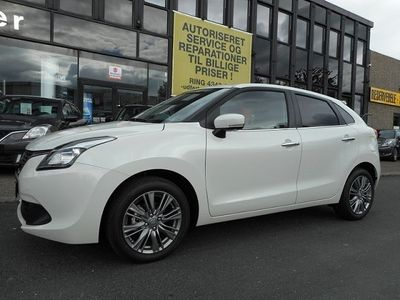 gebraucht Suzuki Baleno BoosterJet Turbo Exclusive