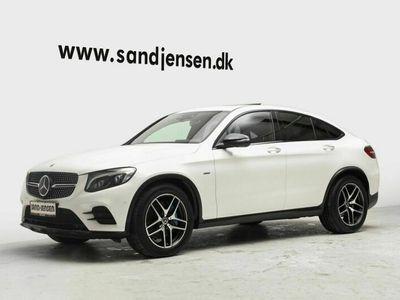 brugt Mercedes GLC350 e 2,0 AMG Line Coupé aut. 4-M