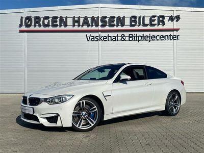 brugt BMW M4 3,0 431HK 2d 6g