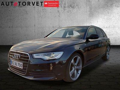 brugt Audi A6 3,0 TDi 245 S-line Avant quat Tipt