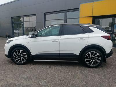 brugt Opel Grandland X 2,0 CDTI Exclusive Start/Stop 177HK 5d 8g Aut. A