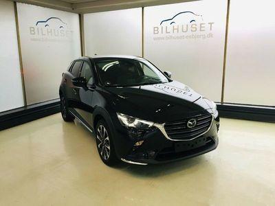 brugt Mazda CX-3 2,0 Sky-G 120 Optimum aut.