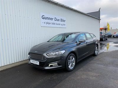 brugt Ford Mondeo 1,5 EcoBoost Titanium 165HK Stc 6g
