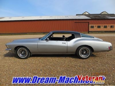brugt Buick Riviera 1971Boat Tail