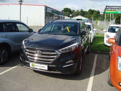 brugt Hyundai Tucson CRDi 115 Trend