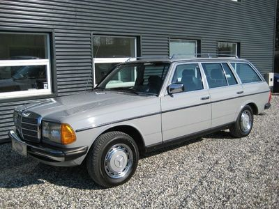 brugt Mercedes 240 2,4 D