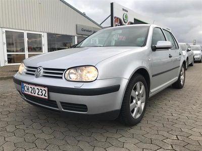 brugt VW Golf 2,0 Trendline 115HK 5d