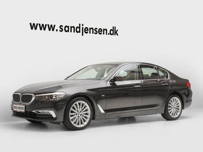 brugt BMW 530 i 2,0 Luxury Line aut.