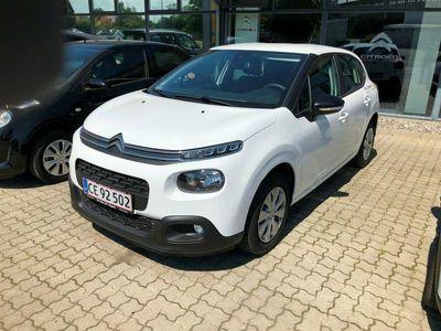 brugt Citroën C3 1,2 PT 82 Platinum Limited