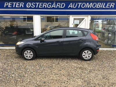 brugt Ford Fiesta 1,6 TDCi DPF Econetic 95HK 5d