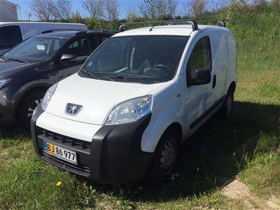begagnad Peugeot Bipper 1,3 HDI FAP Start/Stop 75HK Van