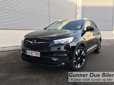 brugt Opel Grandland X 1,5 CDTI Excite 130HK 5d 6g