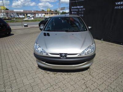 gebraucht Peugeot 206 X-Line 1,4 HDI 70HK 5d