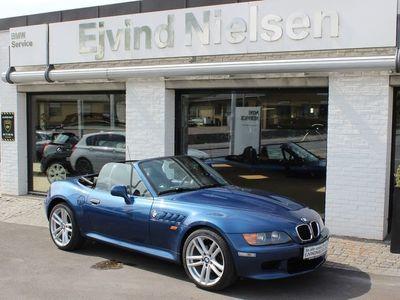 brugt BMW Z3 2,0 Roadster