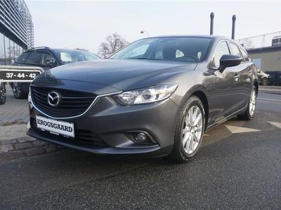 used Mazda 6 2,0 Core 145HK Stc 6g