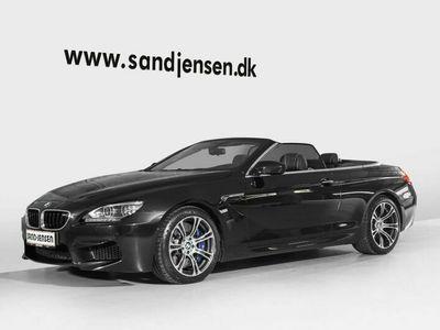 brugt BMW M6 Cabriolet 4,4 aut.