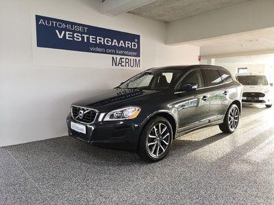 brugt Volvo XC60 2,0 D4 Momentum 163HK 5d 6g Aut.