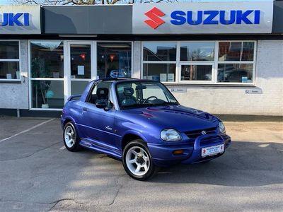brugt Suzuki Vitara X90 1,6 Philippe Cousteau Edition 4WD 96HK 2d