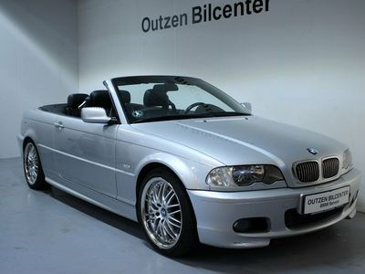 brugt BMW 330 Cabriolet Ci 3,0