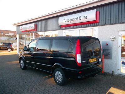 brugt Mercedes Vito 111 CDI aut. 109HK Van