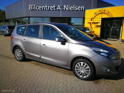 used Renault Grand Scénic 1,6 DCI FAP Expression start/stop 130HK 6g