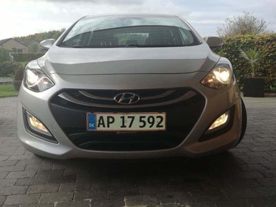 brugt Hyundai i30 1.6 GDI 5 dørs MPV
