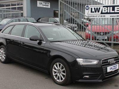 brugt Audi A4 2,0 TDi 143 Avant Multitr.