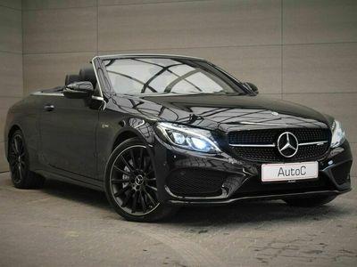 brugt Mercedes C43 AMG 3,0 AMG Cabriolet aut. 4Matic