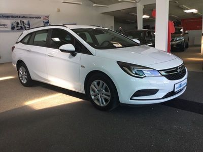 usado Opel Astra 6 CDTi 110 Enjoy ST