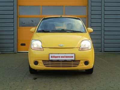 brugt Chevrolet Matiz 0,8 SE