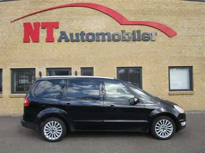 brugt Ford Galaxy 2,0 TDCi Collection Powershift 163HK 6g Aut.