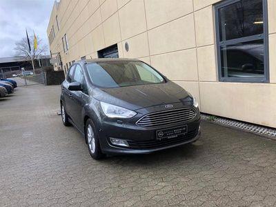 brugt Ford C-MAX 1,0 EcoBoost Titanium 125HK 6g A