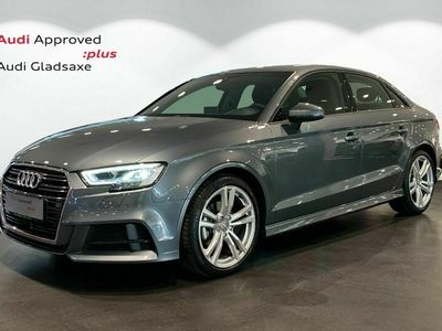 brugt Audi A3 35 TFSi Sport Limited+ S-tr.