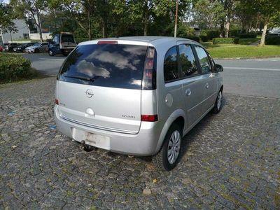 brugt Opel Meriva 1.7 diesel van