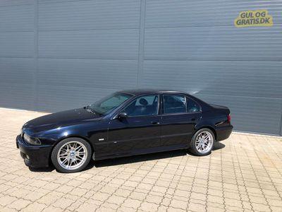 brugt BMW M5 E39V8 400 HK